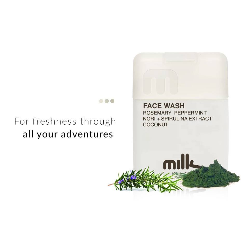 Men's Face Wash - Cleansing Face Wash (Him)