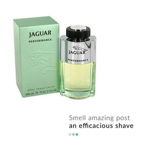 Men's Grooming - Jaguar Performance After Shave