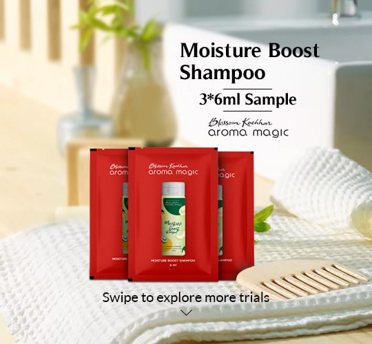 Moisture Boost Shampoo (Pack of 3)
