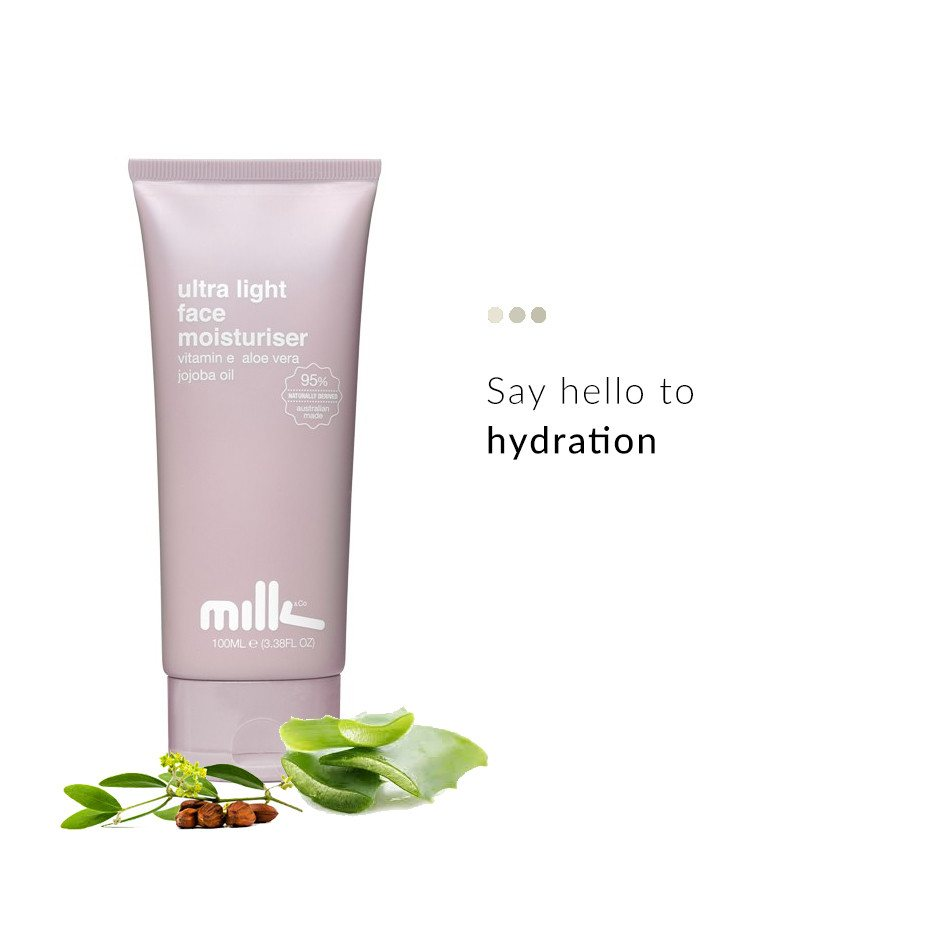 Moisturiser - Ultra Light Face Moisturiser (Her)
