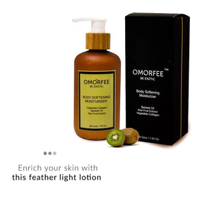 Body Softening Moisturizer | Omorfee | Shop on Smytten
