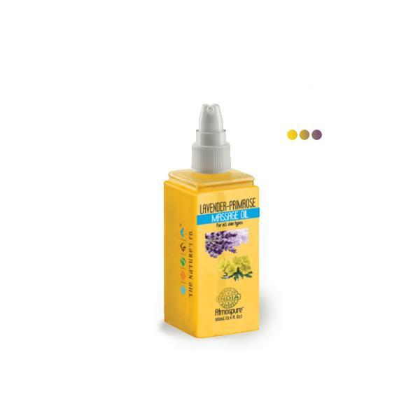 Moisturizers And Lotions - Lavender Primrose Massage Oil