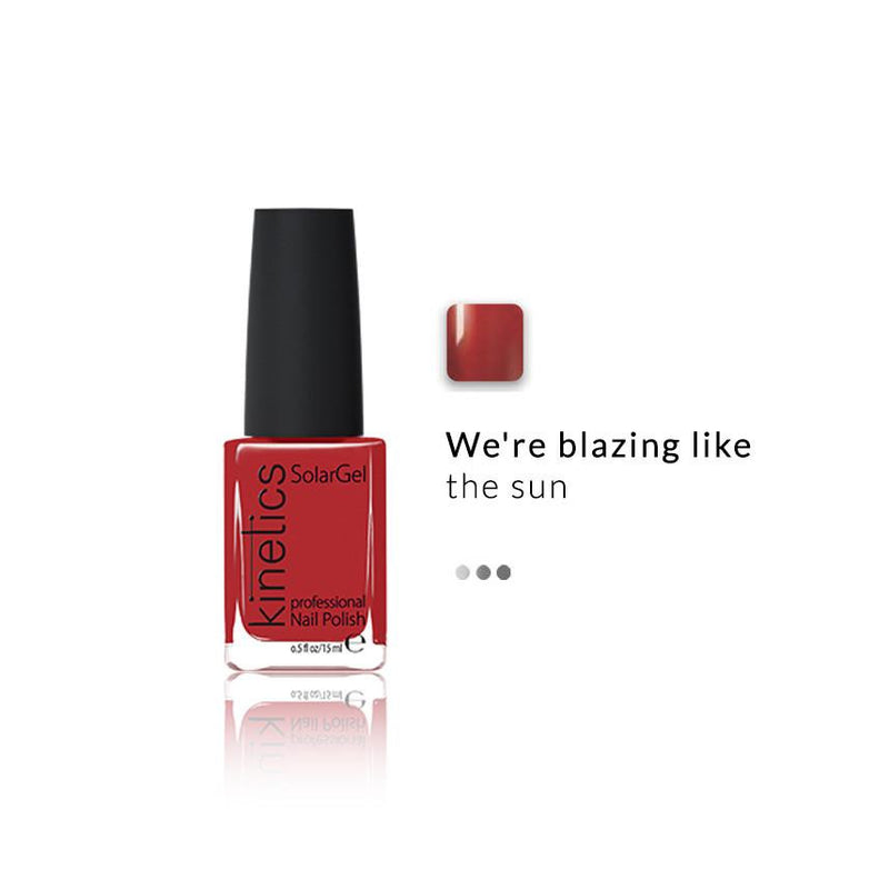 Nail Paint - SolarGel Polish Blazing