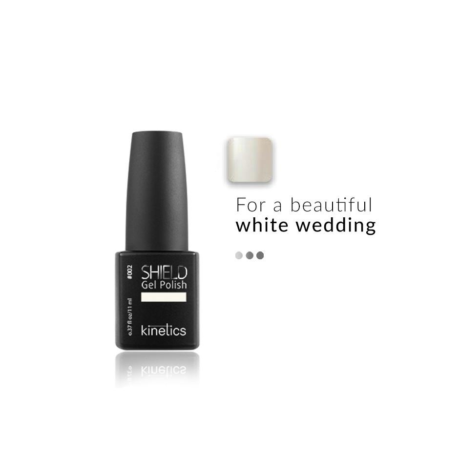 Nail Paint - SolarGel Polish Bridal Dress