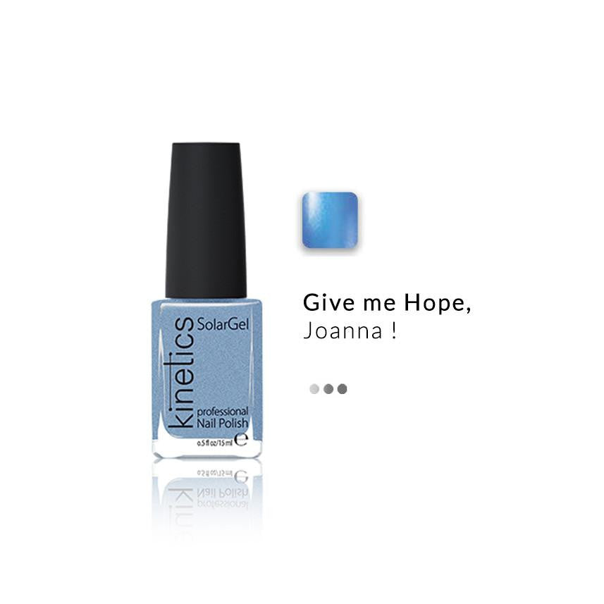 Nail Paint - SolarGel Polish Forget-me-not