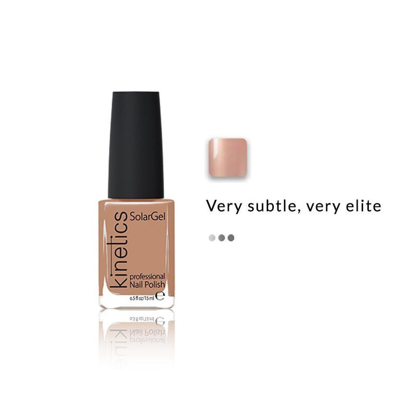Nail Paint - SolarGel Polish Naked Beige