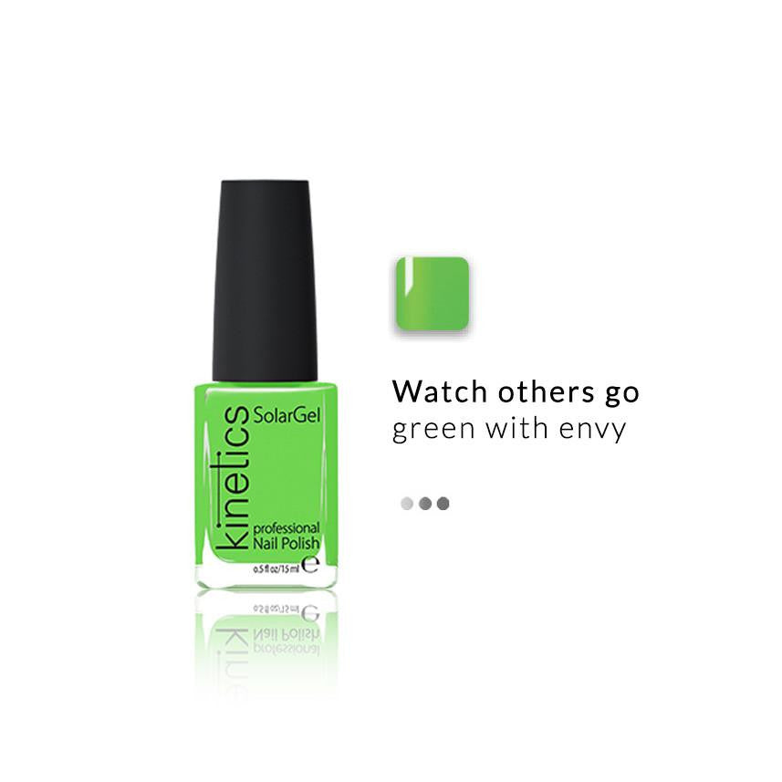 Nail Paint - SolarGel Polish Oops Green