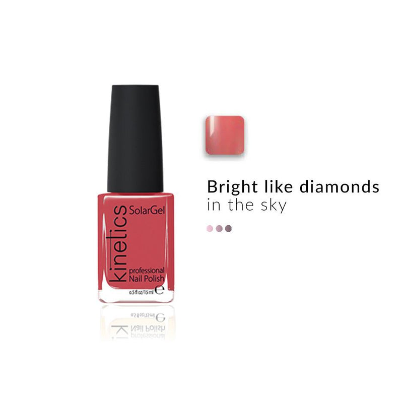 Nail Paint - SolarGel Polish Pink Diamond