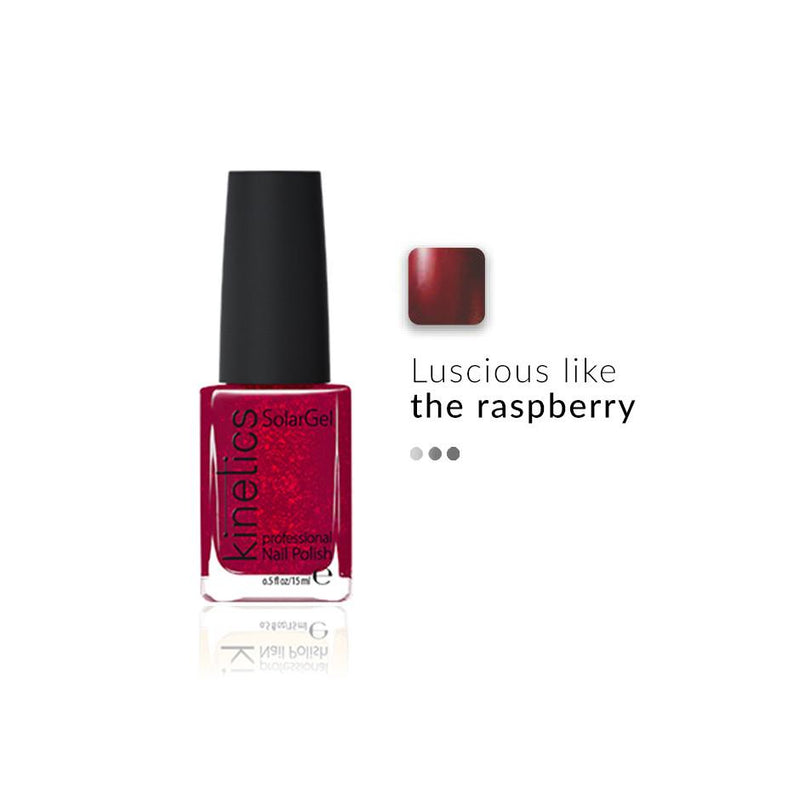 Nail Paint - SolarGel Polish Raspberry Beret