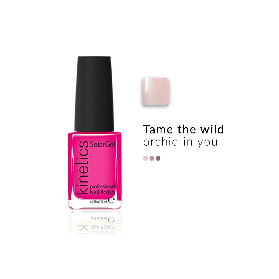Nail Paint - SolarGel Polish Wild Orchid