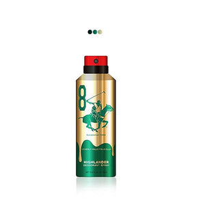 Perfumes And Body Sprays - Highlander Deodrant Spray
