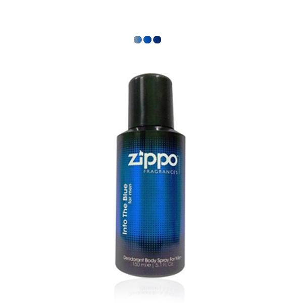 Perfumes And Body Sprays - Zippo Into The Blue Deo