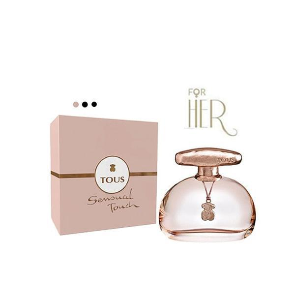 Perfumes For Her - Sensual Touch EDT