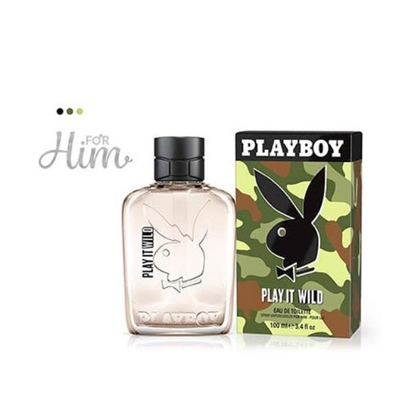 Perfumes For Him - Play It Wild M EDT