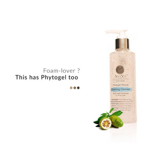Phytogel Mineral Foaming Cleanser