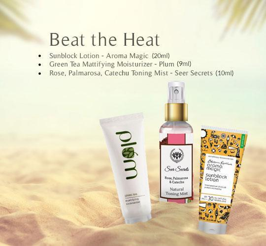 Premium Samples - Beat The Heat