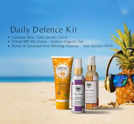 Premium Samples - Daily Defence Kit
