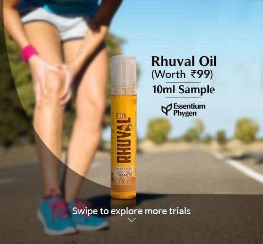 Rhuval Oil Roll On 10ml
