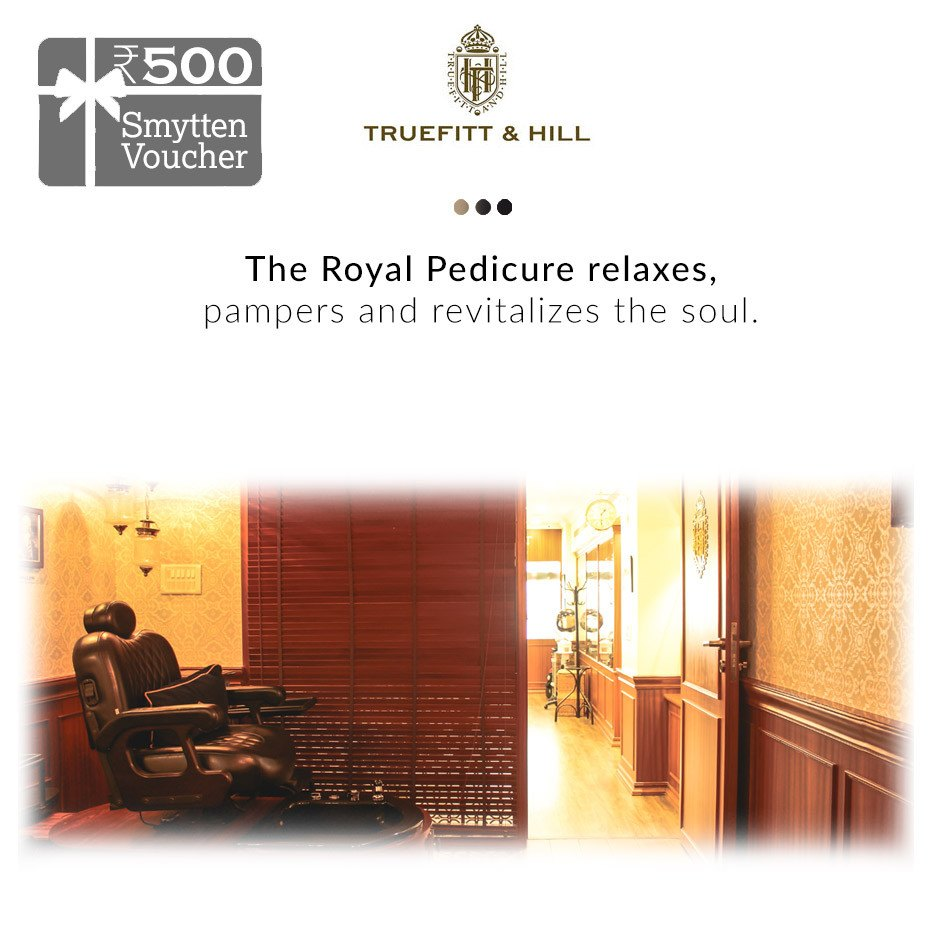 Royal Pedicure from  Truefitt & Hill | Smytten