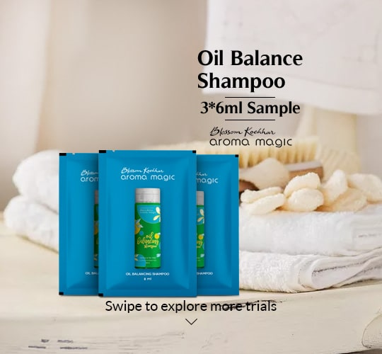 Oil Balance Shampoo (Pack of 3)