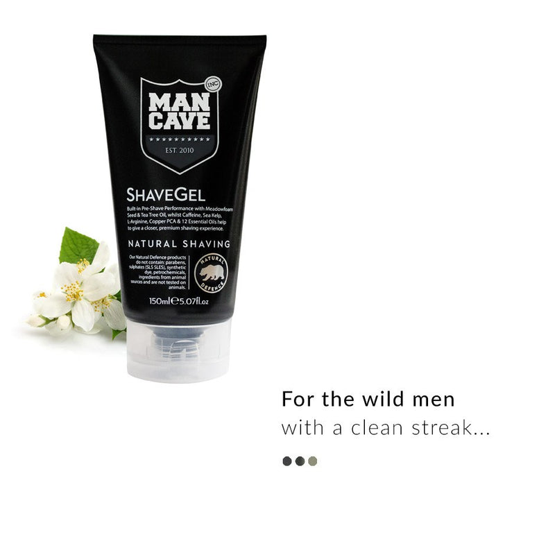 ManCave ShaveGel on Smytten | Shaving Gel | ManCave