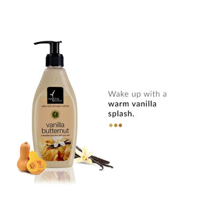 Vanilla Butternut Ultra Rich Shower Creme from  Natural Bath & Body | Smytten