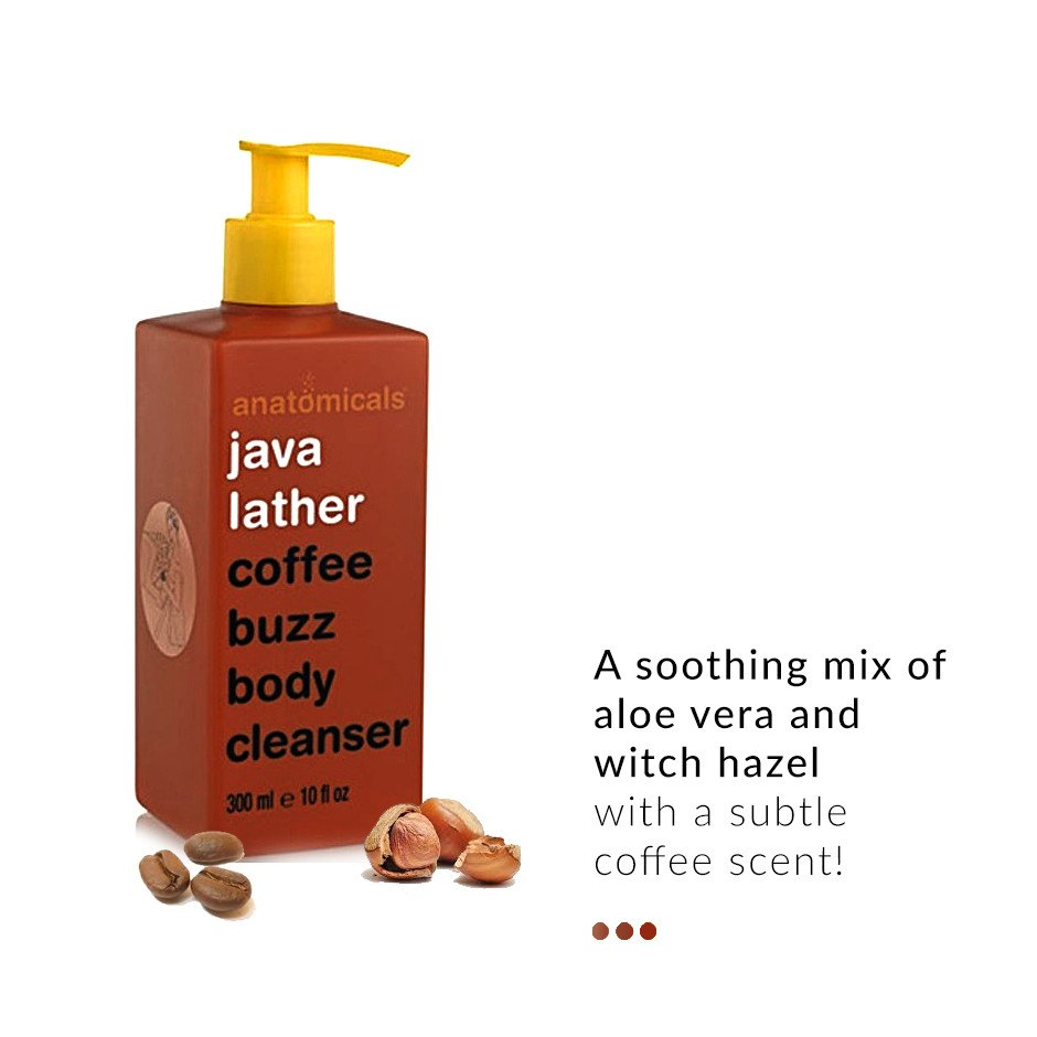 Coffee Buzz Body Cleanser on Smytten | Shower Gel | Anatomicals