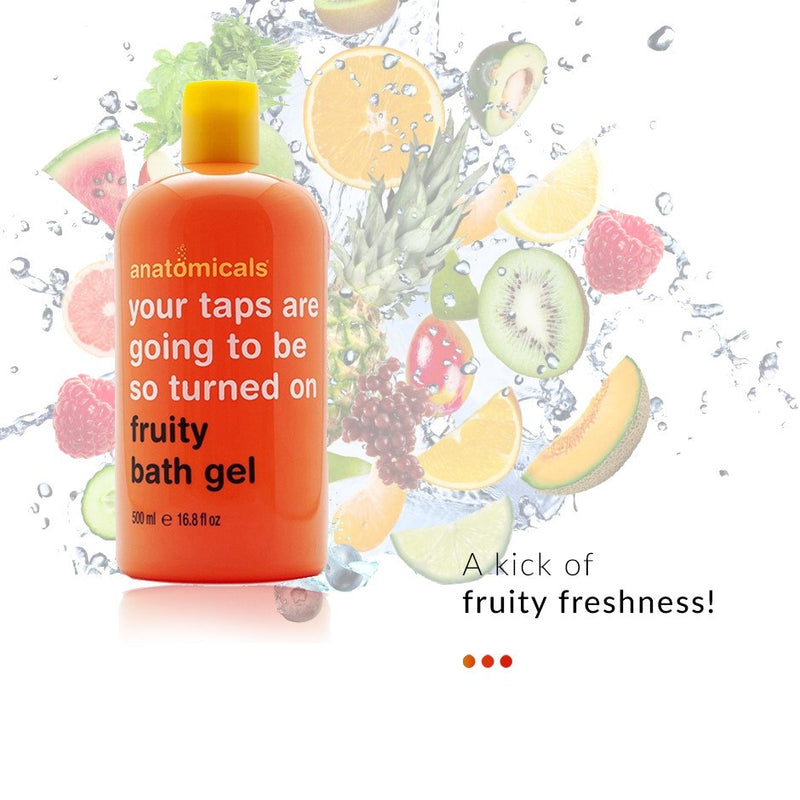 Fruity Bath Foam / Gel from  Anatomicals | Smytten