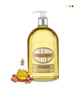 Shower Oil - Almond Shower Oil (35ml)