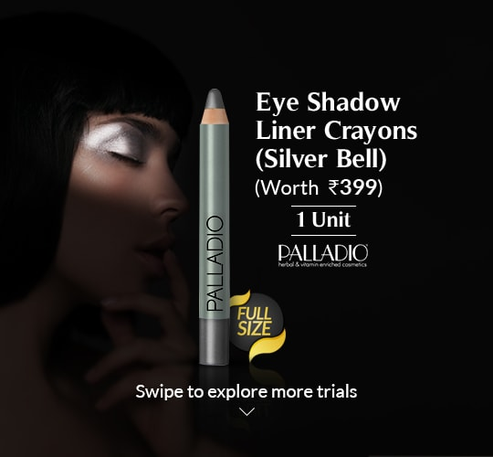 Eye Shadow Liner Crayons Silver bell