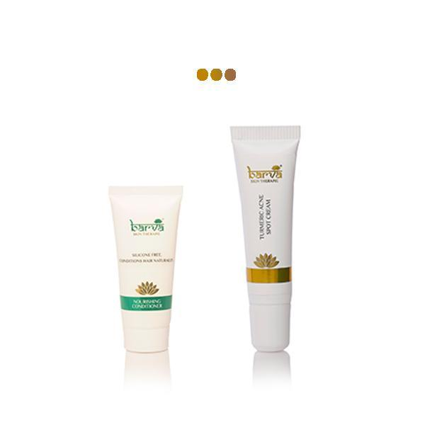 Skin Care - Acne Spot Cream & Facewash Neem Peppermint Facewash