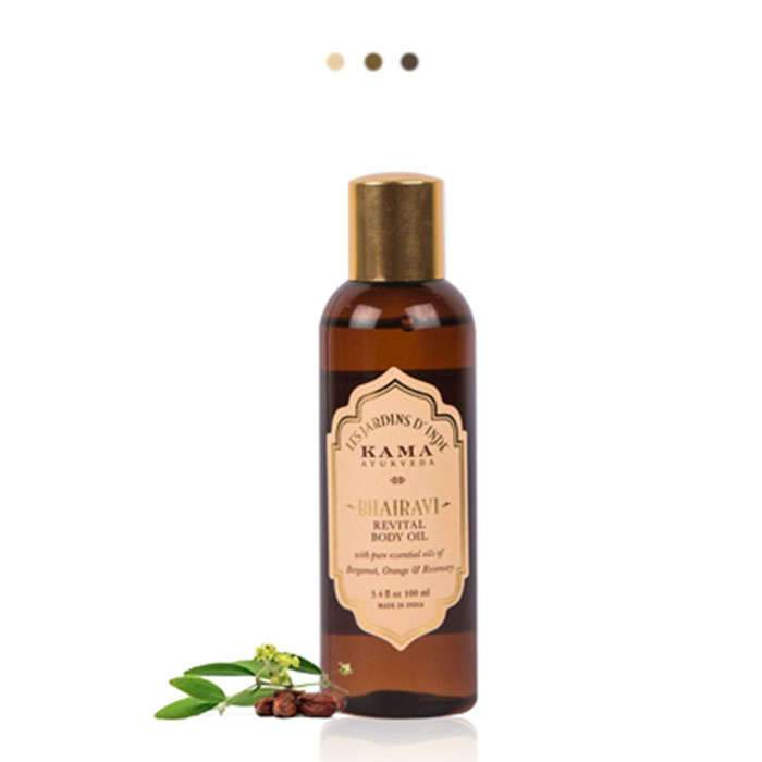Skin Care - Bhairavi Revital Body Oil