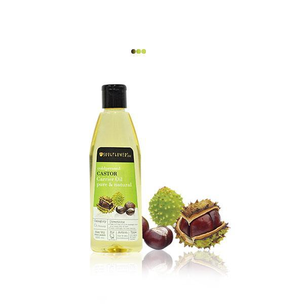 Skin Care - Coldpressed Castor Carrier Oil