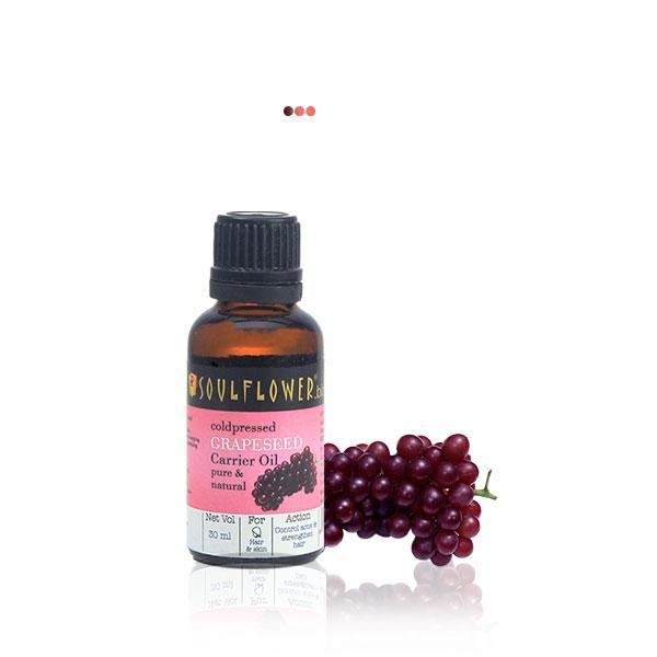 Skin Care - Coldpressed Grapeseed Carrier Oil