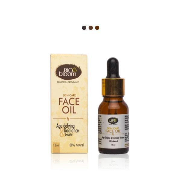 Skin Care - Face Oil- Age Defying & Radiance Booster