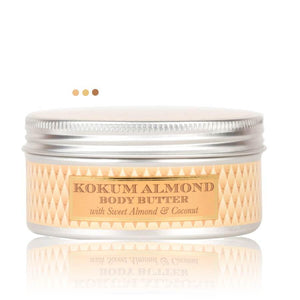Skin Care - Kokum And Almond Body Butter