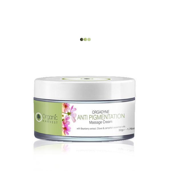 Skin Care - Massage Cream  Anti Pigmentation