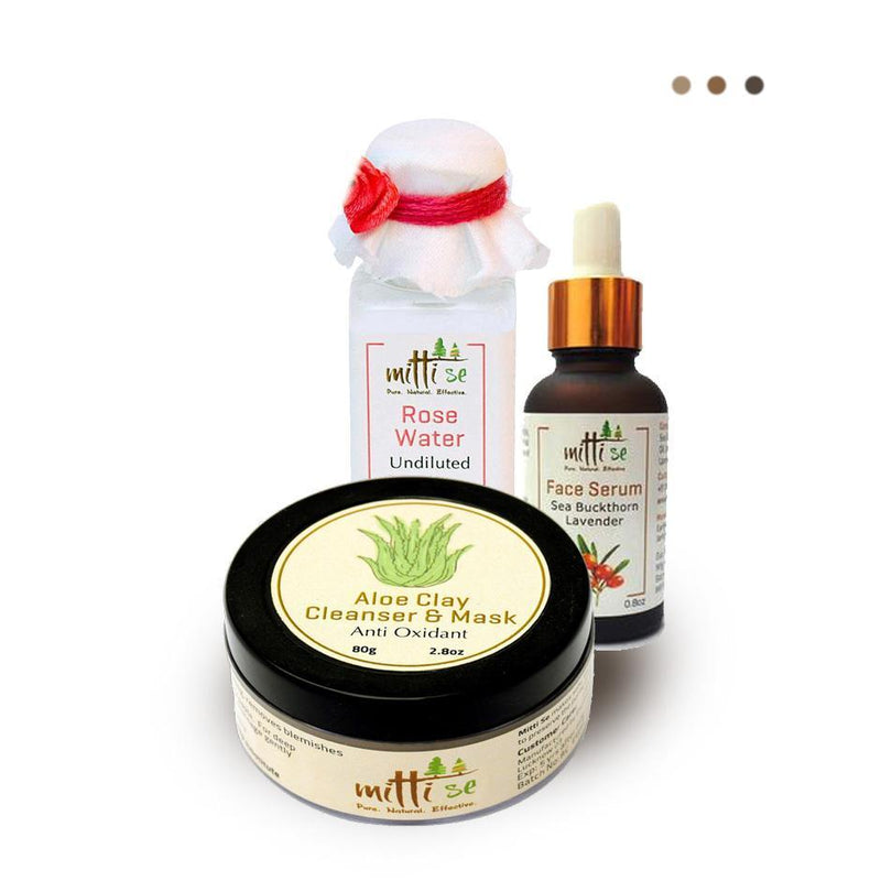 Skin Care - Natural Face Care Combo