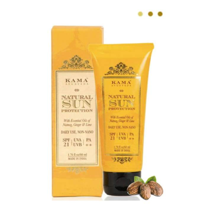 Skin Care - Natural Sun Protection Spf-21
