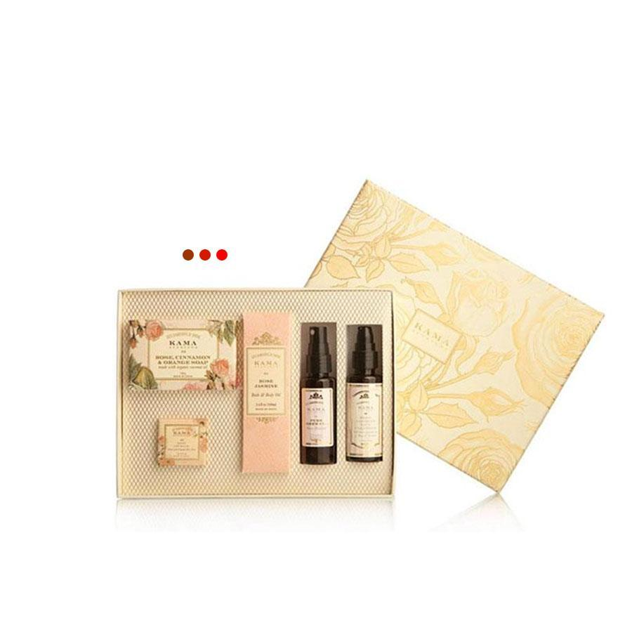 Skin Care - Rose Essential Gift Box