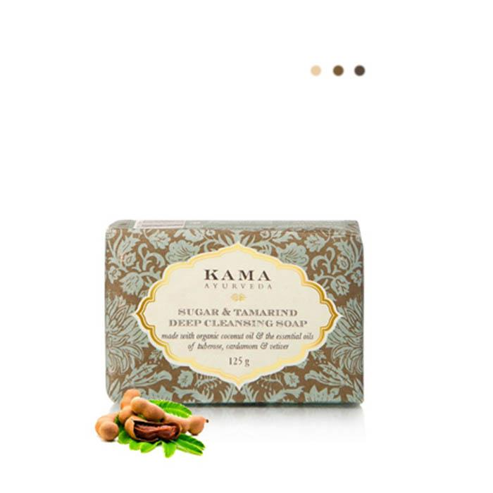 Skin Care - Sugar & Tamarind Ayurvedic Deep Cleansing Soap