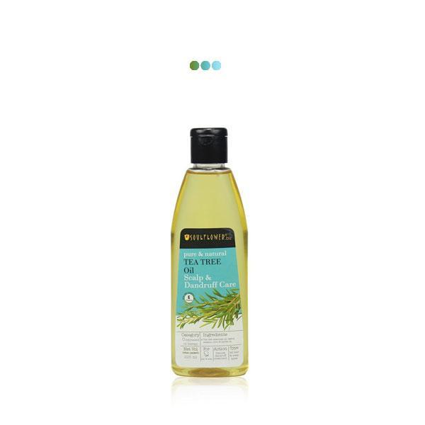 Skin Care - Tea Tree Anti Dandruff Hair Oil