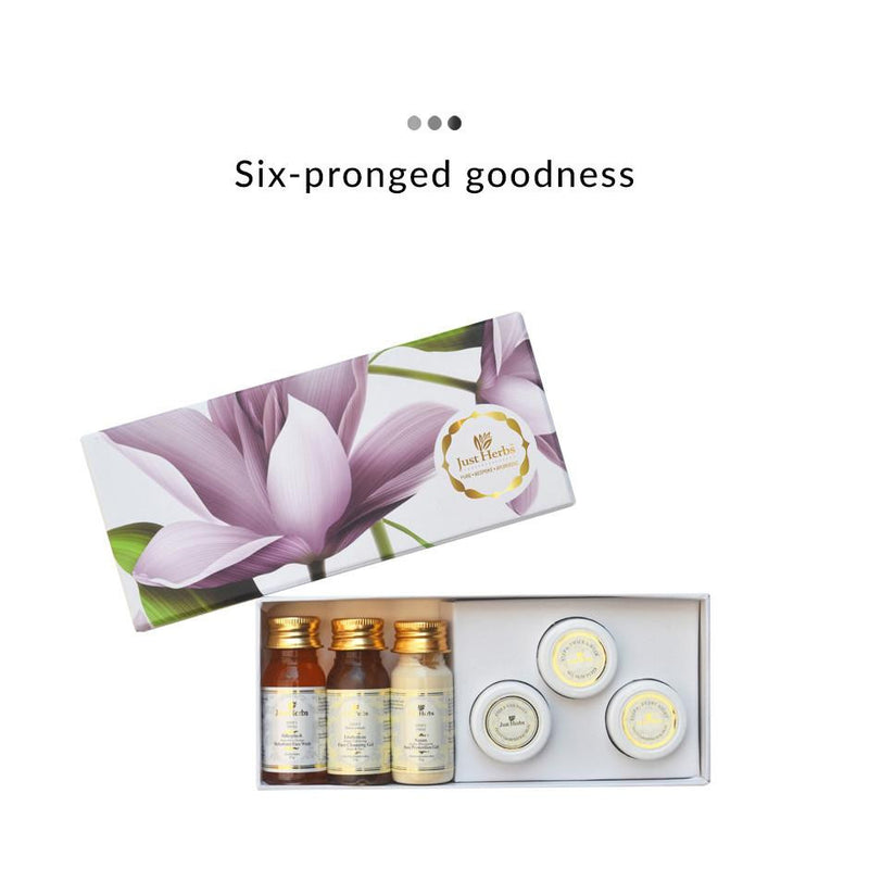 Skincare - 6 Step Mini Kit (Combination Skin)