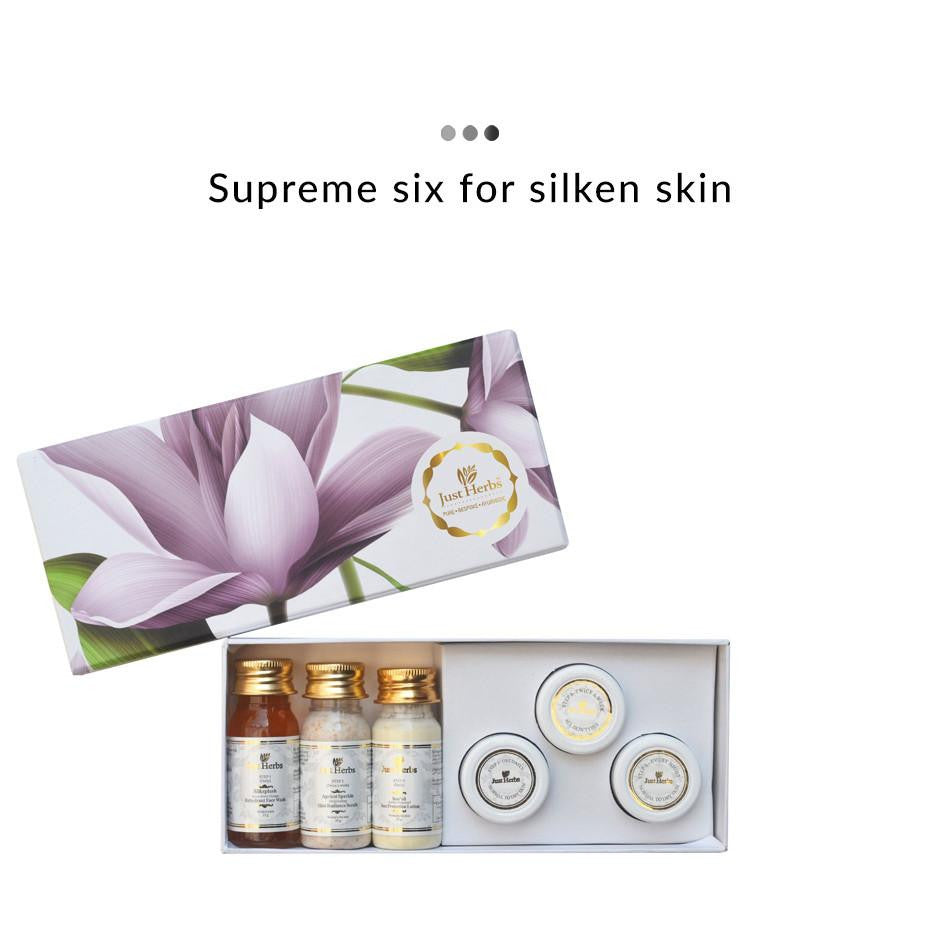Skincare - 6 Step Mini Kit (Normal & Dry Skin)