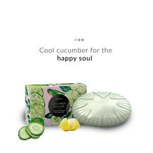 Cucumber and Lime Organic Soap | Madara Organic Skincare | Shop on Smytten