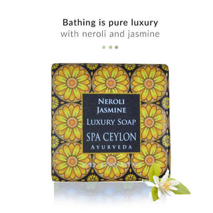 Soap - Neroli Jasmine Luxury Soap