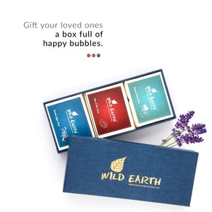 Natural Handmade Soaps Gift Set | Wild Earth | Shop on Smytten