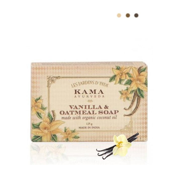 Soap - Vanilla & Oatmeal Soap