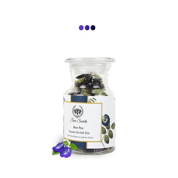 Tea - Blue Pea Tisane Herbal Tea