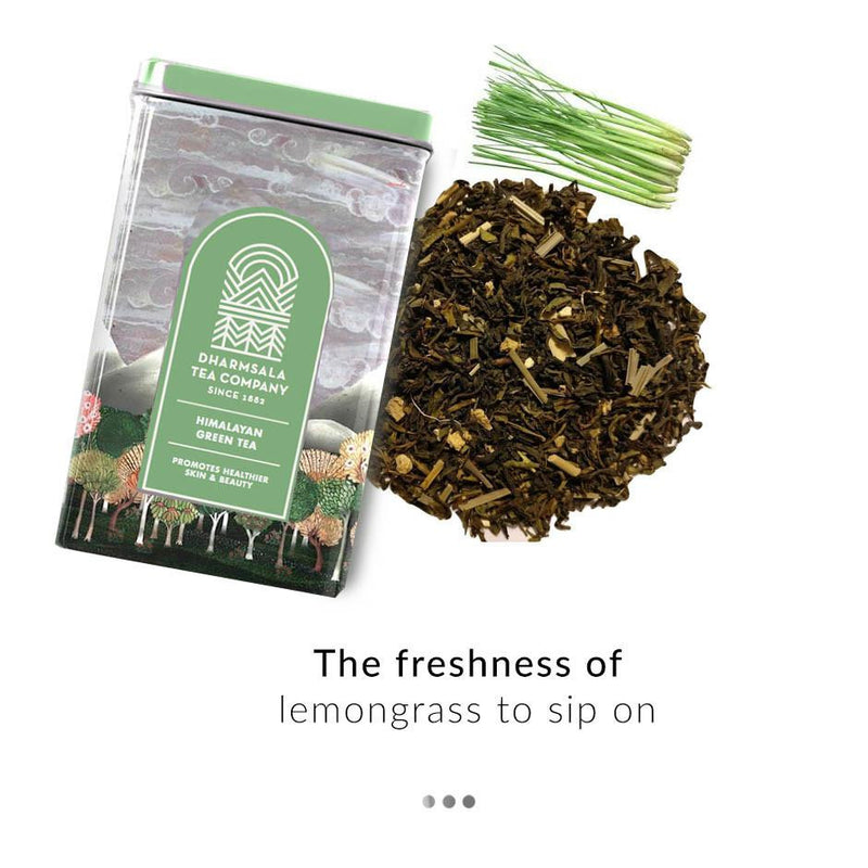 Tea - Himalayan Lemongrass Green Tea